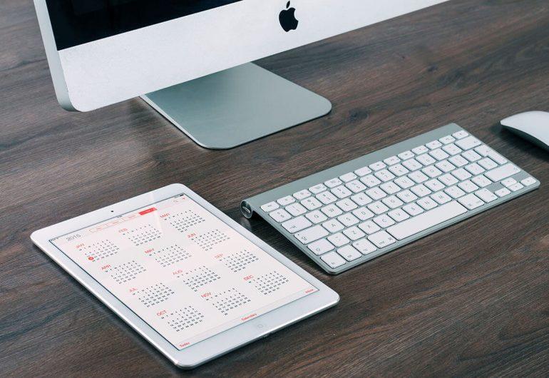 presentazione aziendale aggiornamento apple imac