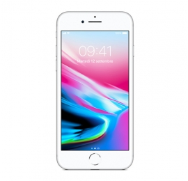 apple iphone 8 plus bianco