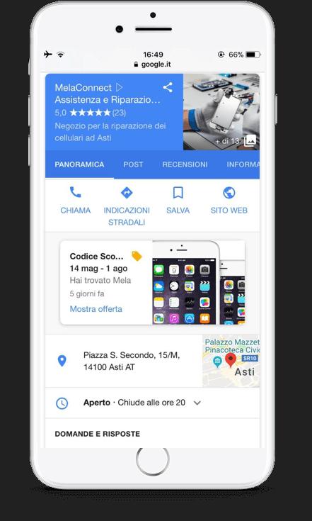 Centro Assistenza Apple iPhone ad Asti