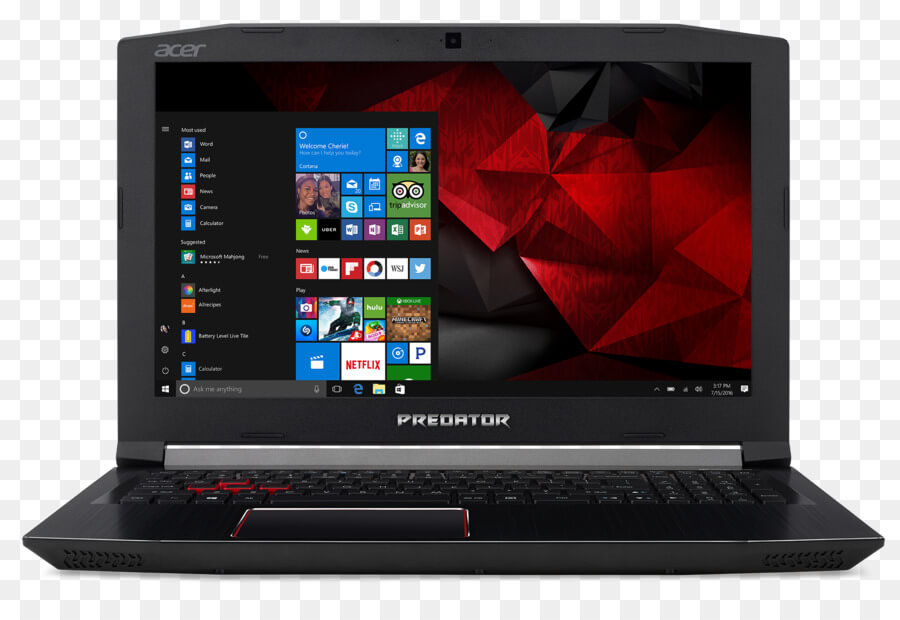 kisspng laptop acer aspire predator intel core i7 computer