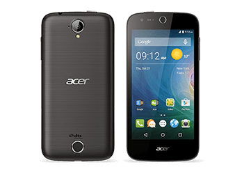 acer smartphone liquid z330 nero