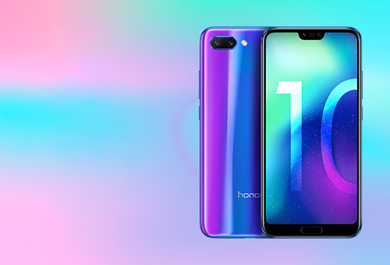 smartphone honor 10