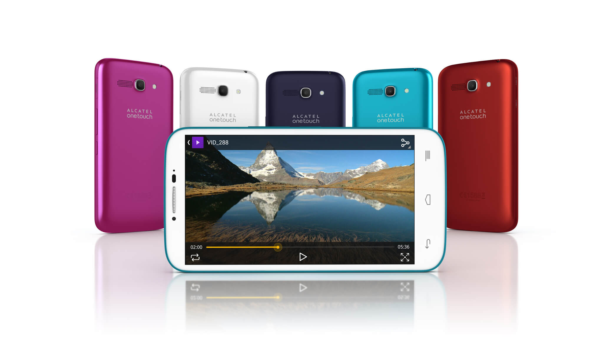 smartphone cinese alcatel