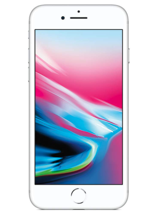Apple iPhone 8 - 64GB argento